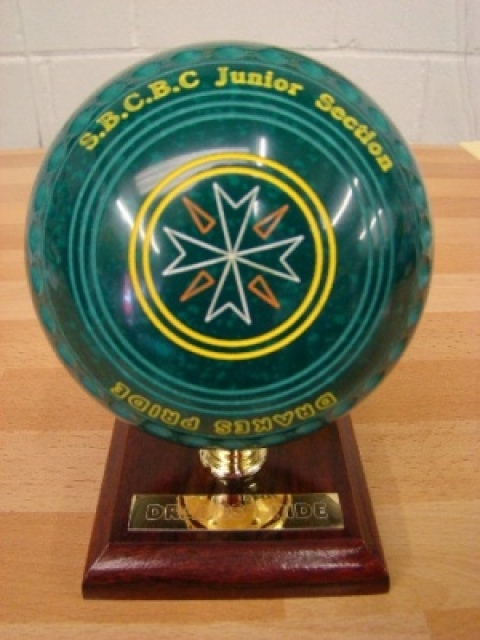 Coloured Coaching Bowls for Juniors/Beginners