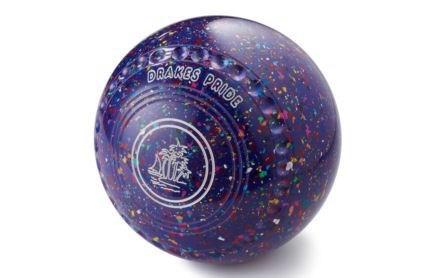 Drakes Pride Coloured Professional Bowls Drakes Pride