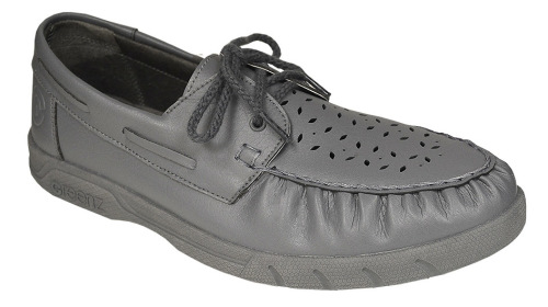 Greenz Camille Bowling Shoe Grey (CLEARANCE PRICE)