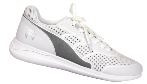 Henselite HM74 Bowls Shoe White - Grey