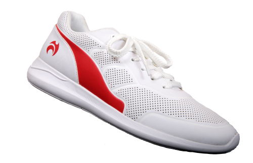 Henselite HM74 Bowls Shoe White - Red