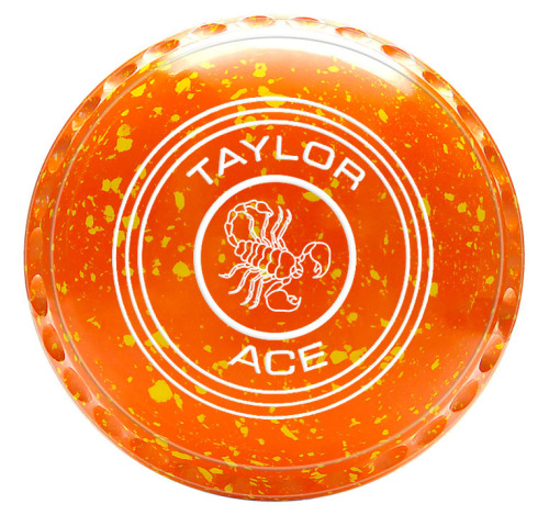 Taylor Amber Ace Coloured Bowls