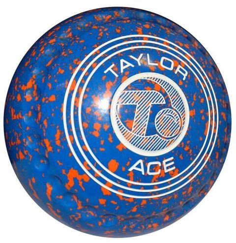 Taylor Blue/Orange Ace Coloured Bowls