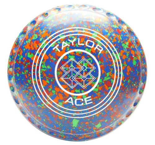 Taylor Caribbean Twist Ace Coloured Bowls (LIMITED EDITION)