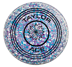 Taylor Indigo Ace Coloured Bowls