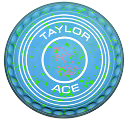 Taylor Ocean Ace Coloured Bowls (LIMITED EDITION)