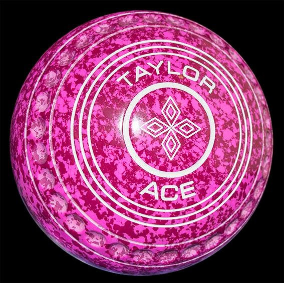 Taylor Raspberry Ripple Ace Coloured Bowls