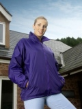 Mistral All Weather Reversible WHITE Bowls Jacket ( SPECIAL OFFER )