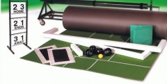 Short Mat  Bowls Equipment and Accessories