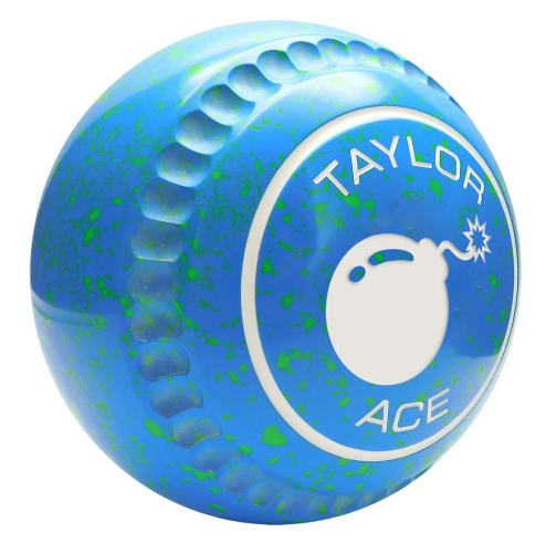 Taylor Ocean Ace Coloured Bowls (Xtreme Grip illustrated)